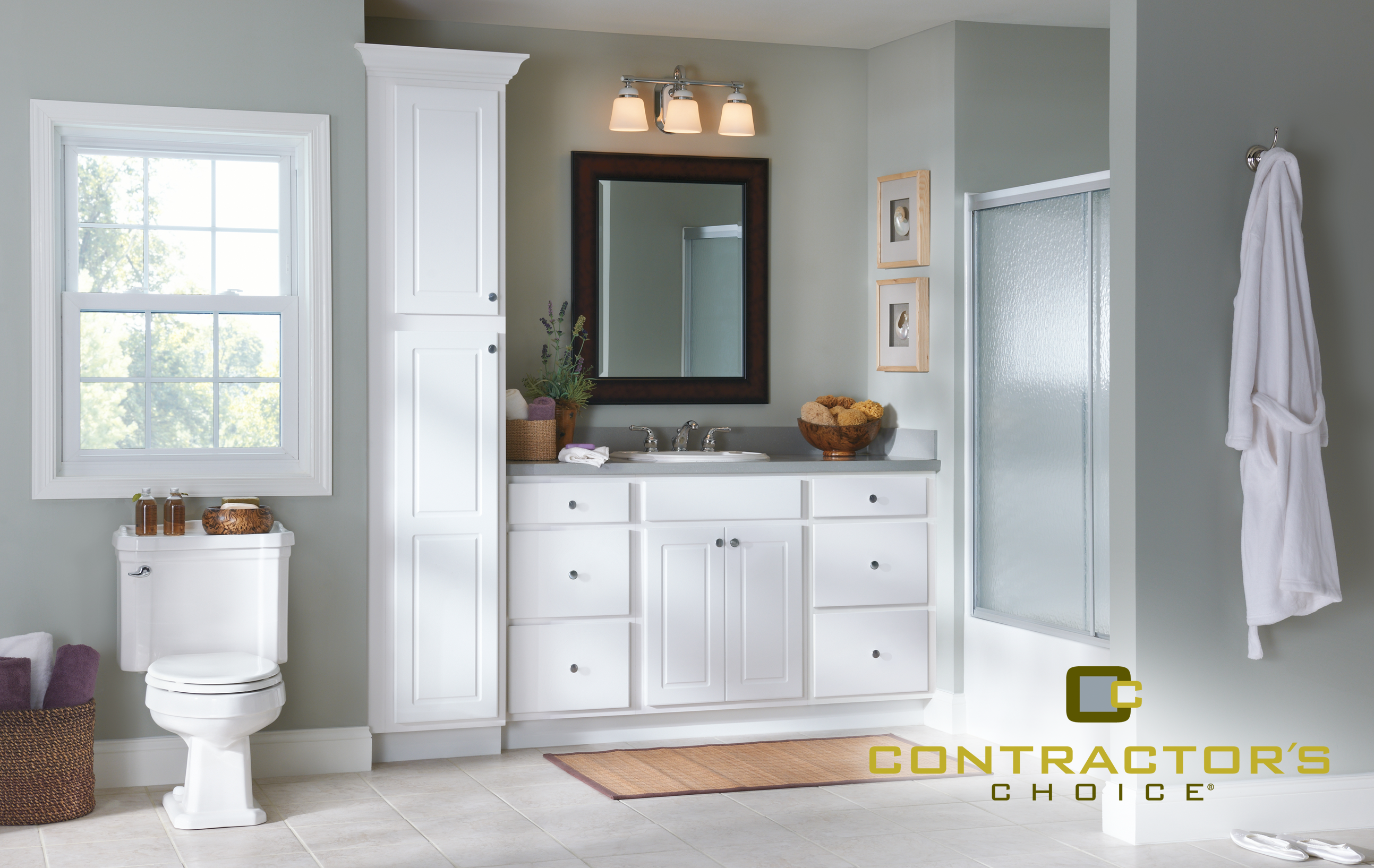 Contractoru0027s Choice Cabinets Are A Complete Range Of Relevant, Affordable  Styles, Providing You Solutions To Confidently Complete Any Project On A  Budget.