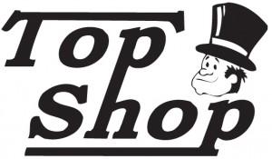 TopShop Logo